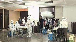 遼寧爆疫情 九地區列中風險