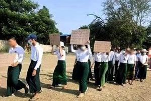 緬甸危機 殘酷鎮壓仍未停止