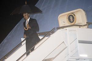 奧巴馬開啟對老撾歷史性訪問 美總統首例