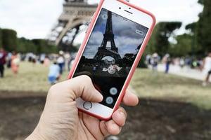 電子遊戲隱患大 法國禁Pokémon Go進校園