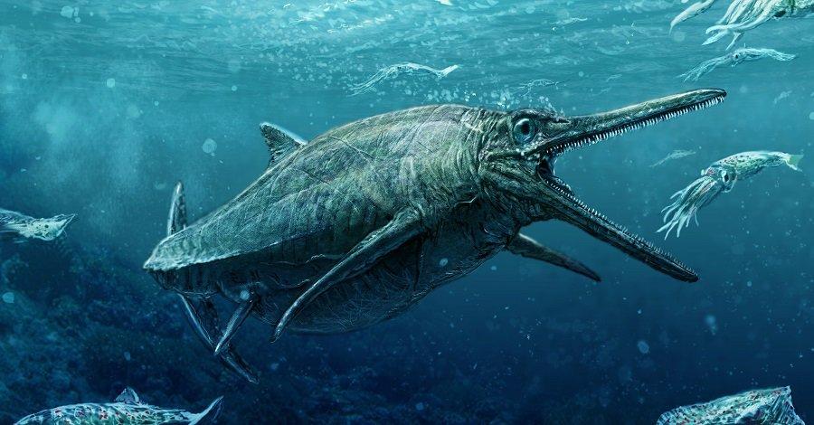 侏羅紀深海怪物現形 大眼桶狀胸數百顆牙