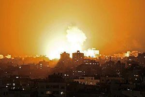以軍毀滅性摧毀1500目標 哈馬斯請求休戰遭拒