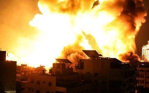 不理停火呼聲 哈瑪斯火箭猛轟 以色列空襲以對