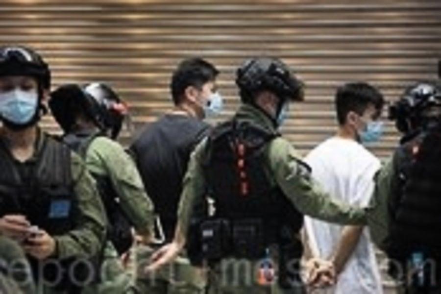 陳運通被國安處要求助查「光城者」被捕事件