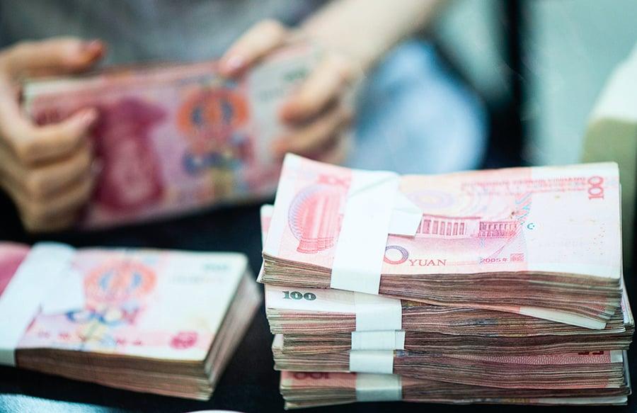 中共對上市公司補貼超二千億