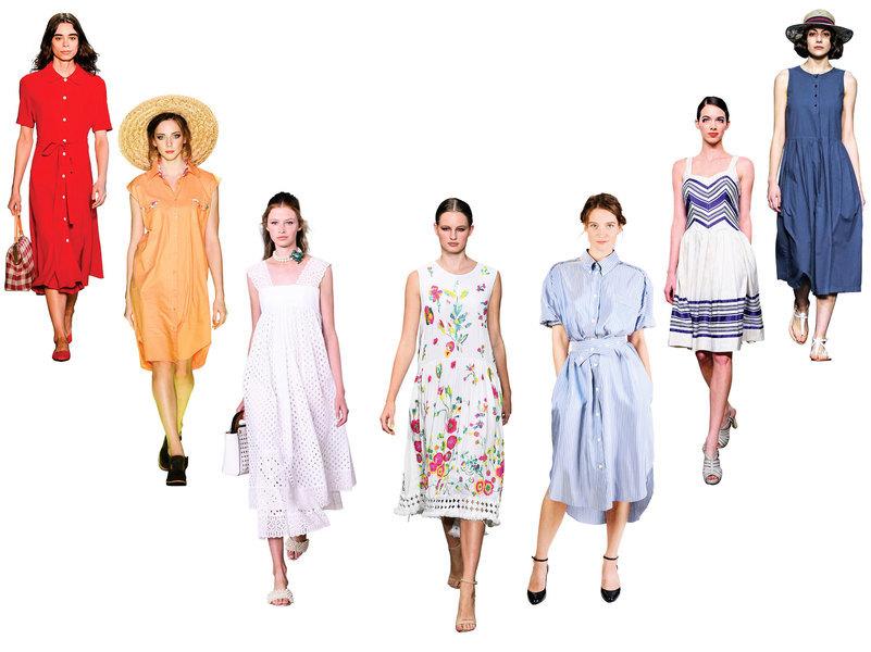 夏天洋裝怎麼挑? 涼爽顯瘦每天穿出新風格