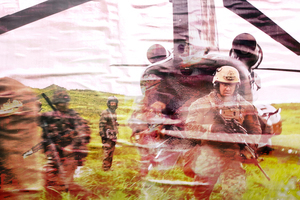 【軍事熱點】美日法澳聯合軍演 圍堵中共