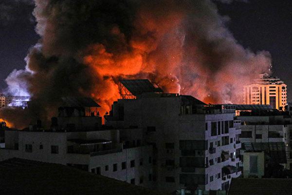 以色列回擊黎巴嫩火箭彈 擊斃百名恐怖份子