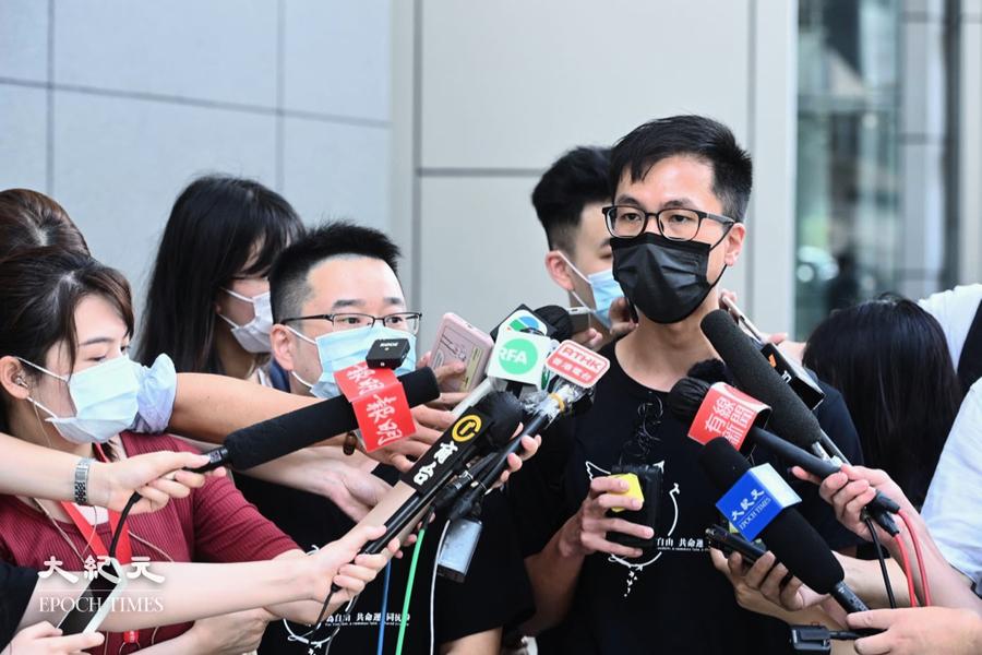支聯會與警方商討六四遊行安排 籲4人一組應對限聚令