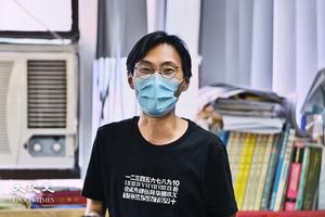 朱凱廸結束「新西團隊」表示不會繼續參政