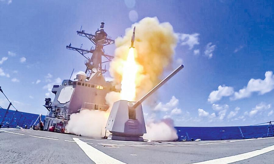 美國海軍制勝的作戰操作系統