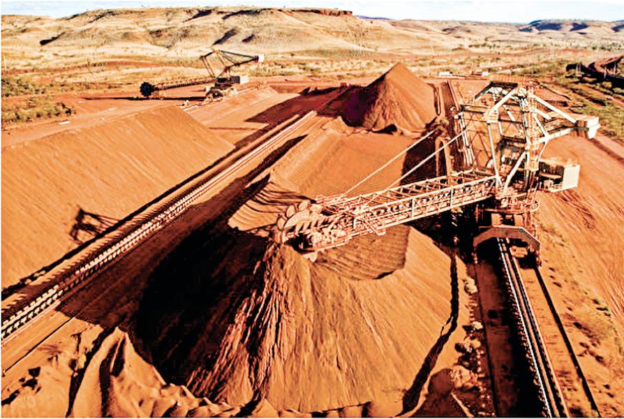 【秦鵬直播】澳洲鐵礦價暴漲 中共搬石砸自己腳