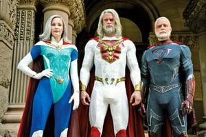 《朱比特傳奇》超級英雄也會面臨世代衝突