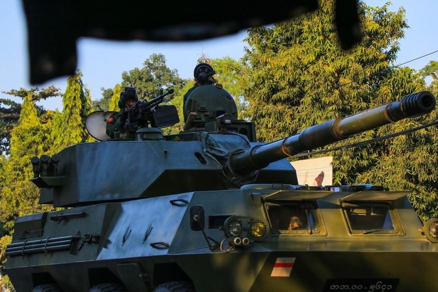 路透社揭中共向緬甸軍政府出售戰機燃料