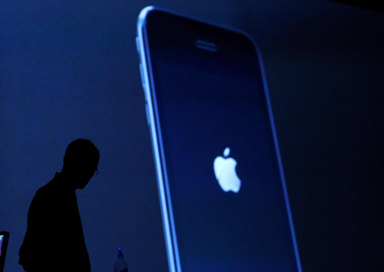美國媒體報道,蘋果已經確認將中國客戶的數據儲存在位於中國的數據中心內。(Justin Sullivan/Getty Images)