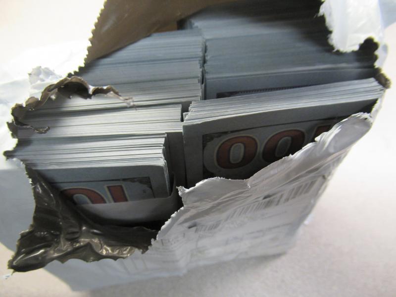 美截獲大量來自中國的假美鈔
