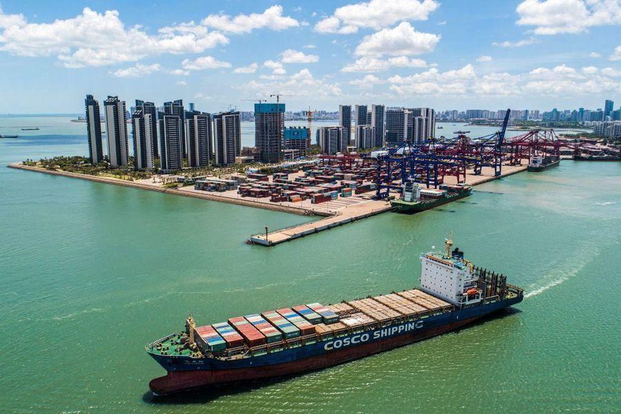中共摧毀香港後公佈海南造自貿港