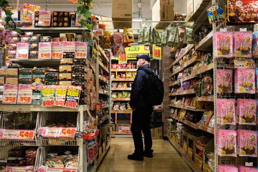 【通貨膨脹】日本受疫情折磨 連續7個月錄得通縮