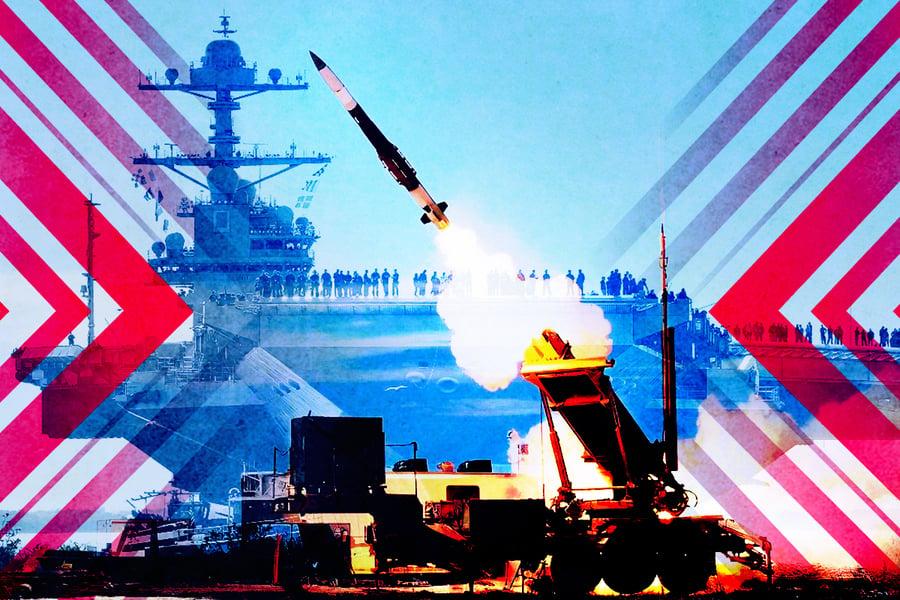 中美對抗 中共無法建立殺傷鏈