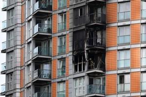 新地英國合作發展商被揭外牆用易燃物釀火警
