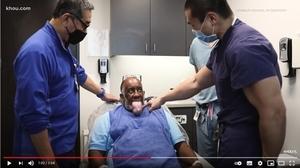 中共病毒患者康復後變巨舌症 美出現九宗病例