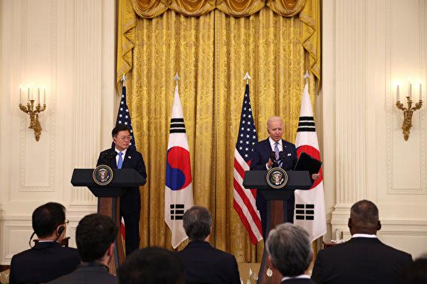 美韓加強同盟應對中共挑戰 日擬取消國防開支上限