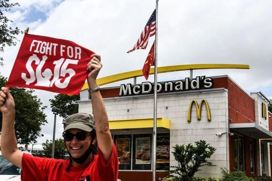 【美國PMI】招聘難到極點 佛州麥當勞送面試者50美元奬金