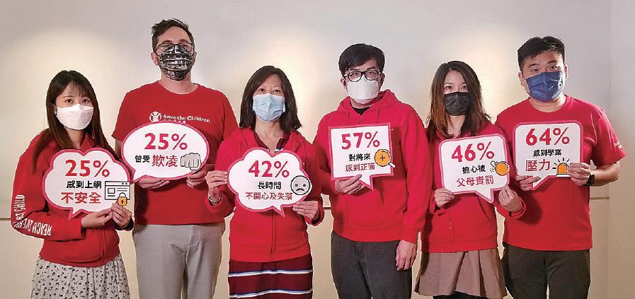 研究指本港青少年對未來感悲觀