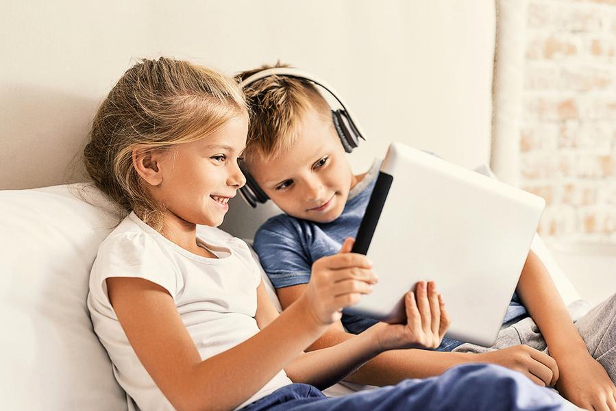 健康使用屏幕:父母應成為孩子的好榜樣