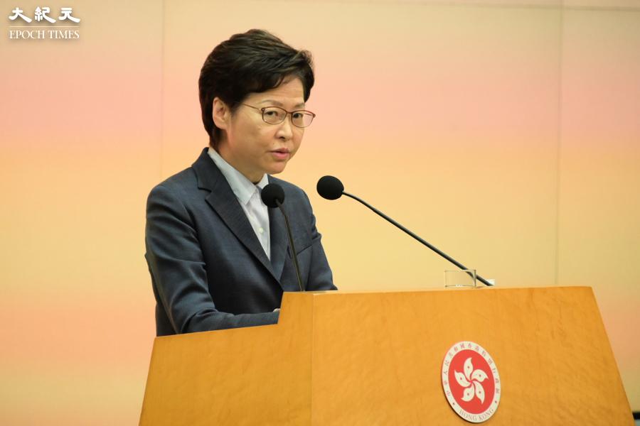 林鄭:政府以經濟誘因「谷針」起反效果 研公務員接種後享假期