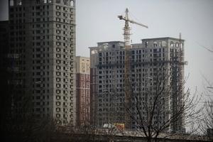 陸媒:中國樓市面臨雪崩