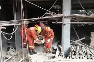 大陸各地坍塌頻發 廣州又現一建築物坍塌