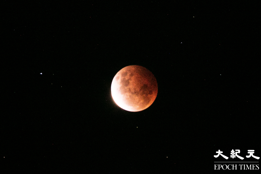 外國月亮特別圓?澳洲睇「超級血月」還有星星