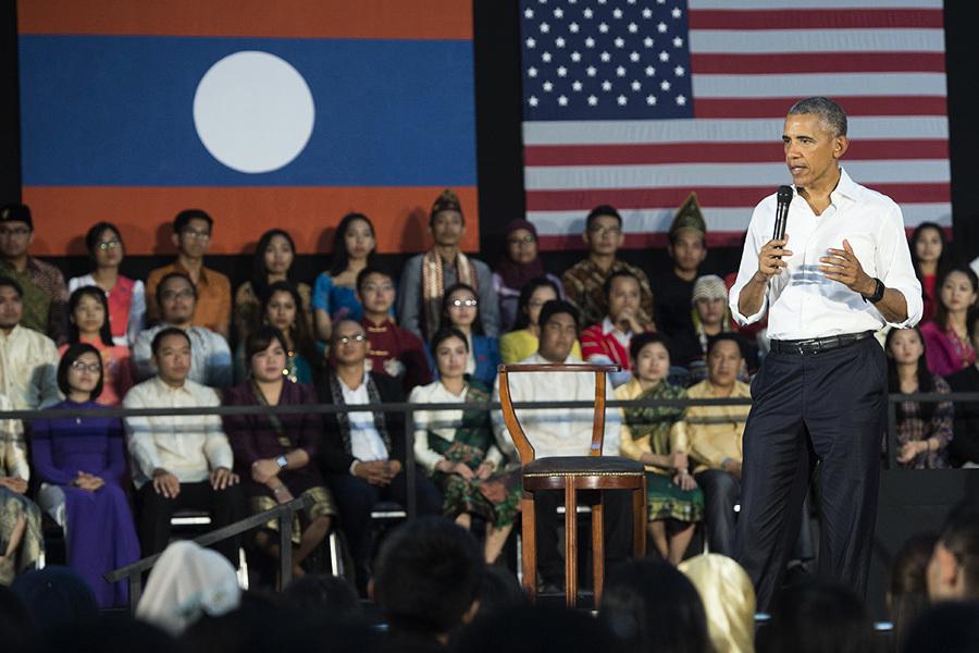 美奧運表現稱霸全球 奧巴馬:多元造就