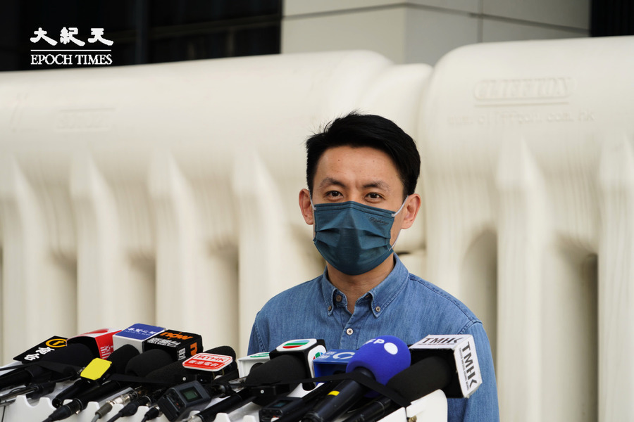 羅健熙批評改選制令民主倒退 指有人遊說民主黨參選