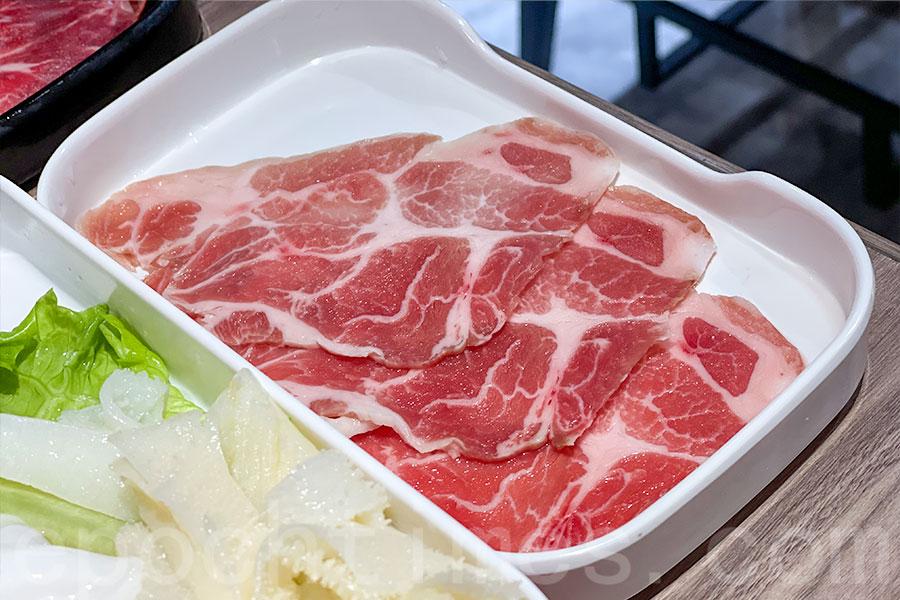 可以選擇升級套餐,就可以吃到再高級一點的牛肉。(Siu Shan提供)