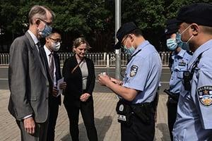 楊恆均案北京開審 澳大使不滿被拒絕旁聽