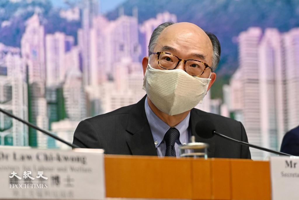 運輸署宣佈屯馬綫於6月27日全線通車,運房局局長陳帆表示沙中線醜聞是鐵路項目管理上的「一個印記」。資料圖片。(宋碧龍/大紀元)