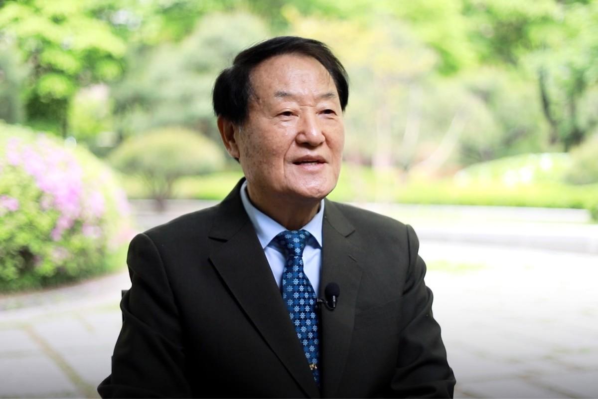 韓國漢陽大學軍事學教授金泰宇(圖)表示,若僅看韓美聯合聲明的內容,他認為是具有成果的,但是否有誠意還很難說,尚待觀察。(新唐人)