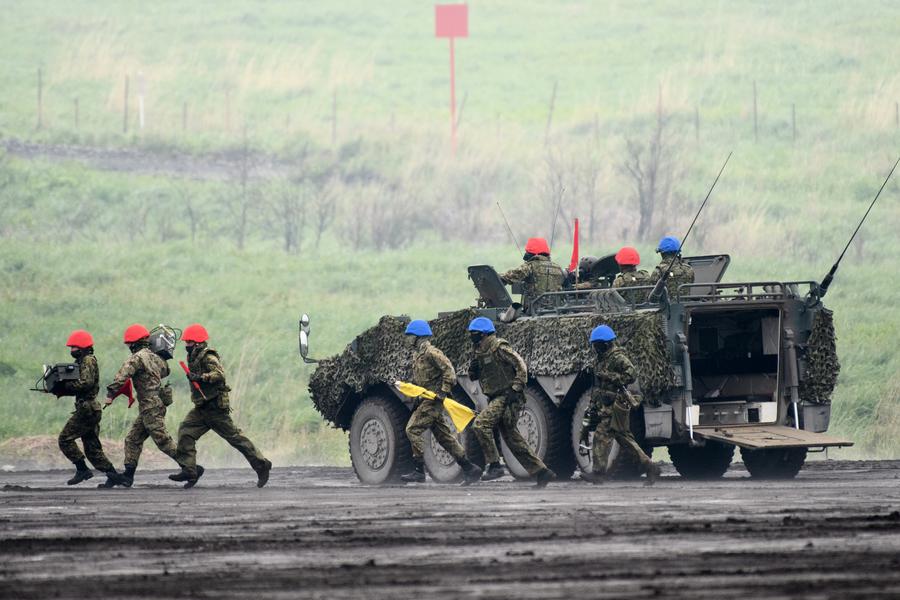 駐日美軍新建導彈庫 美放寬韓國飛彈研發限制