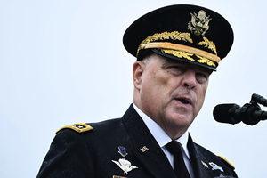 美軍最高將領:要緊急行動以防另一場大國戰爭