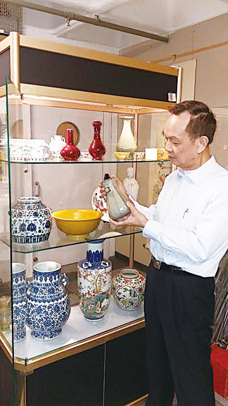 宋代五大名窖瓷器 瓷器