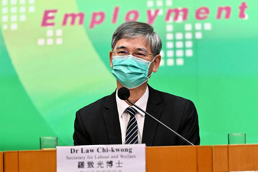 2020年香港總生育率0.87 羅致光:生育率低處未算低