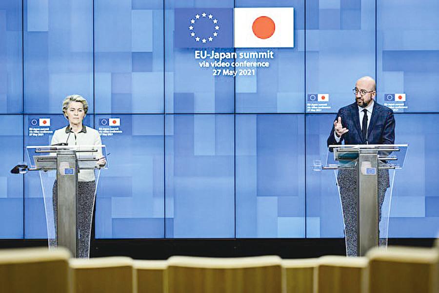 對歐盟四大誤判北京覆水難收