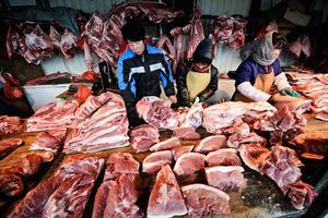 中國豬肉價持續下跌 養殖戶損失大
