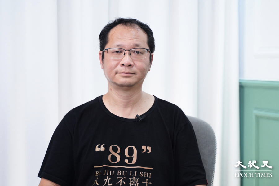 田飛龍稱支聯會綱領違法可取締 蔡耀昌:欠法律依據