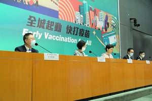政府擬禁未打疫苗人士進入食肆 被斥不合理地剝削權利
