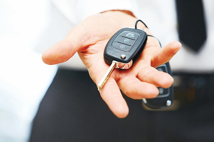 買二手車如何識別故障車?