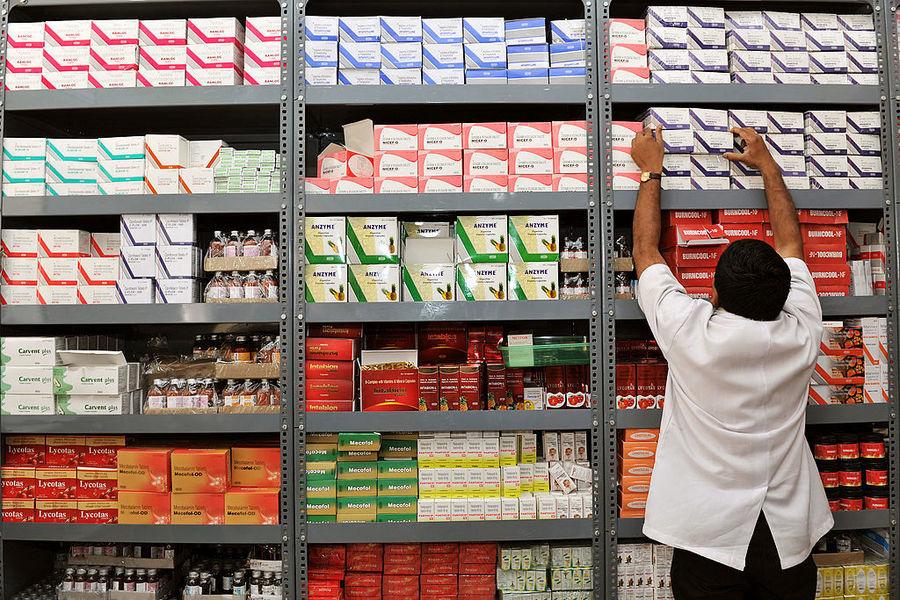 印度疫情持續 「世界藥房」幾近崩潰