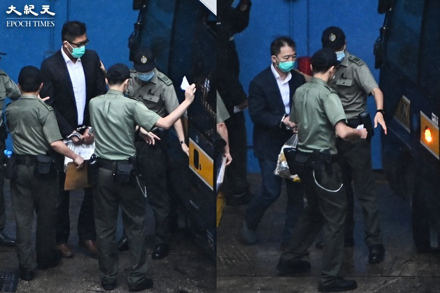 林卓廷胡志偉等5名前立法會議員 涉違特權法案提堂10月再訊